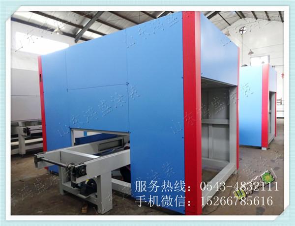 【加工精细】多彩漆外墙保温装饰防火一体板自动喷漆机 高标准精细化
